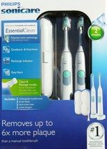 Philips Sonicare Essential Clean Tootbrush 2 pack. New in Box. Ready to Ship  - $113.80