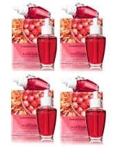 4 Bath & Body Works Farmstand Apple Wallflower Refill Bulb 2 Pack Apple ... - $32.50