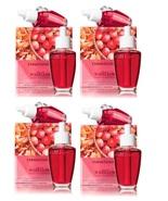 4 Bath & Body Works Farmstand Apple Wallflower Refill Bulb 2 Pack Apple ... - $32.50