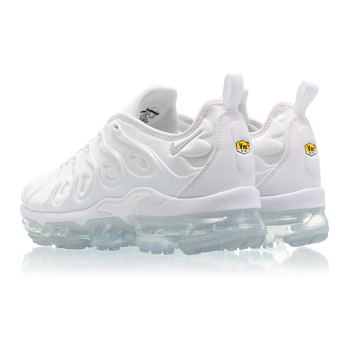 the latest 23987 21d98 Nike Air Vapormax Plus (Triple White/ and 50 similar items