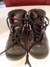 Youth Shoes Size 2 1/2 Nikes Air Jordan II 2 Retro Black Hot Pink  39571... - $43.55