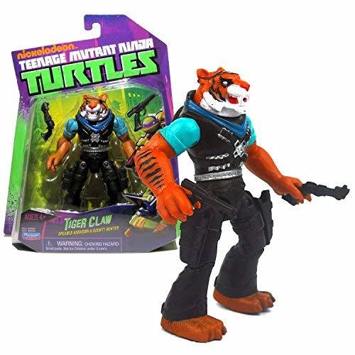 Primary image for Teenage Mutant Ninja Turtles Playmates Year 2014 TMNT 5 Inch Tall Figure - Dread