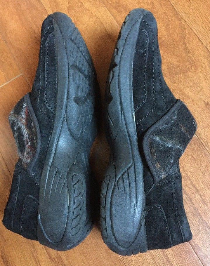 MERRELL WOMENS ENCORE SPRITZ BLACK J55930 Size 7.5 / EUR 38 ~ EUC