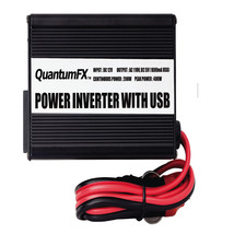 QFX 200W Inverter with USB - $46.00