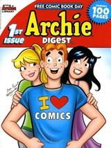Archie Digest Magazine FCBD #2014 VF/NM; Archie | save on shipping - details ins - $2.50