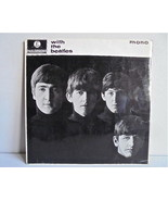 The Beatles With Uk Parlophone Mono Album Pmc 1206 First Edition - $278.99