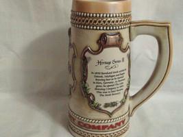 Stroh's Heritage Series III Brewery Detroit Beer Stein Lion Brewing  #40... - $9.99