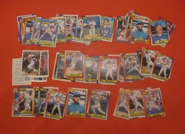 Topps Lot Of 58 Baseball Cards Unsearched Dated 1990 - $20.00