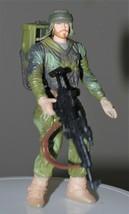 "ENDOR REBEL SOLDIER (Return Of The Jedi) Star Wars SAGA Series 3.75"" Figure - $5.81"