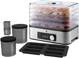 WMF Kitchenminis Deshidratadora Snack To Go, 250 W con 5 bandejas altura... - $299.00