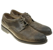 Green Genuine Leather Handmade Burnished Toe Oxford Lace Up Men Classical Shoes - $139.90+