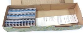 BOX OF 20 NEW PHOENIX CONTACT QT 2,5-TWIN TERMINAL BLOCKS ORD. NO. 3204159 image 2