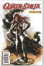 Queen Sonja #4 NM- 2010 Dynamite DE Comics 1st print Lucio Parrillo variant - $11.87