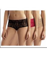 DKNY Intimates Women's Signature Lace Bikini Panties - $15.99