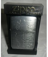 Unfired Zippo Lighter, Dated 1999 ~ Camel Smooth - $89.09
