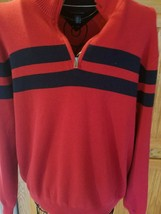TOMMY HILFIGER, SIZE XL, MENS SWEATER - $28.80