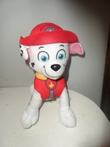 "8"" Tall Paw Patrol Plush Stuffed Animal Toy Pup Pals Marshall Spin Maste... - $7.87"