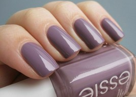 Essie WARM & TOASTY TURTLENECK Dusty Lavender Purple Nail Polish Lacquer... - €6,25 EUR