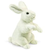 Folkmanis Standing White Rabbit Hand Puppet - $28.21