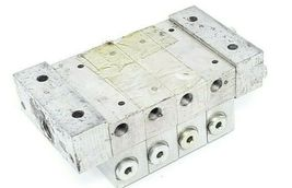 LUBRIQUIP HDV-9-A26 MANIFOLD BLOCK VALVE ASSEMBLY MSP-5T MSP5T HDV9A26 image 4