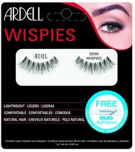Ardell Lashes Demi Wispies complete with duo adhesive - $7.45