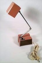 VINTAGE MID CENTURY MODERN HAMILTON MODEL H-31 HIGH INTENSITY READING LAMP - $46.74
