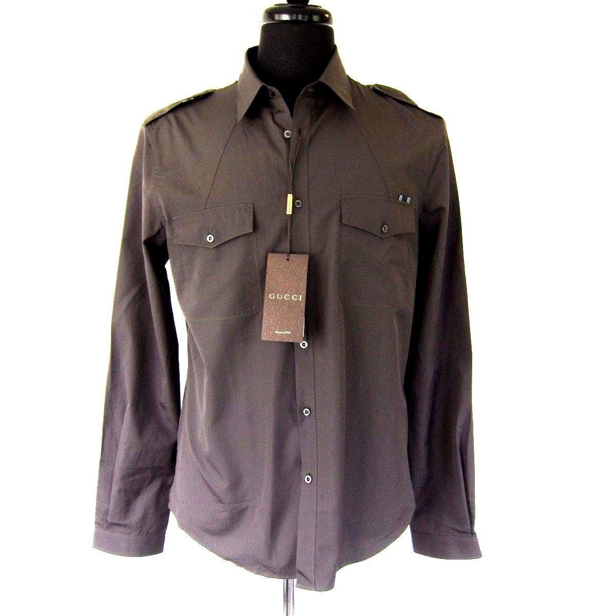 81c9e3e9f1a Gucci Dress Shirts Mens