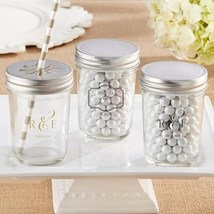 Personalized Printed Glass Mason Jar - Classic (3 Sets of 12)  - $63.99
