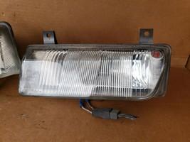 88-92 Alfa Romeo 164 Fog Light Lamp Set L&R image 2
