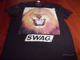 American Eagle Outfitters AEO Mens Gray Heritage T-Shirt New NWOT LION R... - $284,70 MXN