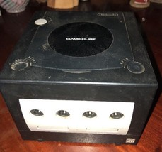 Nintendo Gamecube model DOL-001 console Only For Parts Repair only indigo - $24.99