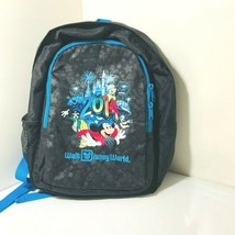 Disney Parks Back Pack Bag Walt Disney World 2014 Mickey Mouse and friends - $14.85