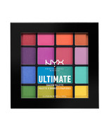 NYX Ultimate Shadow Palette BRIGHTS USP04 - $14.80