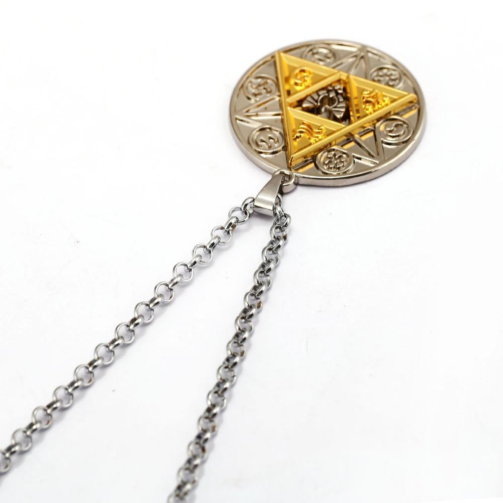 Moontreya, The Legend of Zelda (Breath of the Wild) Unisex Necklace / Pendant