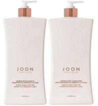 Joon Saffron Rose Shampoo & Conditioner Liter Duo