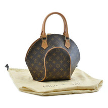 LOUIS VUITTON Monogram Ellipse PM Hand Bag M51127 LV Auth 8408 - $580.00