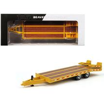 Beavertail Trailer Yellow 1/50 Diecast Model by First Gear 50-3237 - $43.07