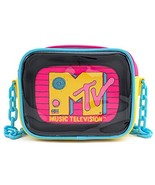 Loungefly x MTV 2-Piece Clear PVC Crossbody Bag with Interior Pouch (One... - $65.00