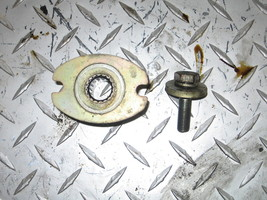 YAMAHA 1989 MOTO4 350 2X4 STARTER PULLEY  (BIN 53)  P-7252L  PART  19,93... - $12.00