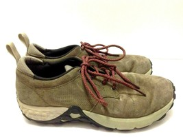 Merrell Womens 10 Jungle Lace Dusty Olive Comfort Trail Walking Shoes Sn... - $40.58