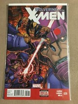 Wolverine And The X-MEN #039 #39 Marvel Comics Near Mint Comic Book - $1.89