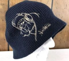 South Pole Knit Blue Cap Hat Beanie Winter One size - $14.01