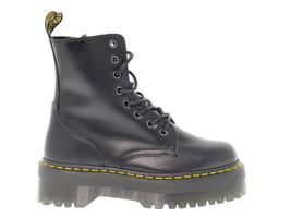 Boots Dr. Martens JADON N en cuir noir - Chaussures Femme - $252.28