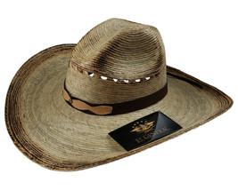Men's El General Palm Hat Sombrero de Palma Natural - €27,20 EUR