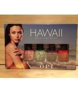 OPI Mini Nail Polish Lacquers Hawaii 4 colors great gift! - $8.99