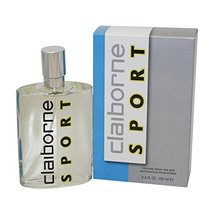 Claiborne Sport By Liz Claiborne For Men Eau-de-cologne Spray, 3.4 Ounce - $25.99