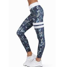 2017 High Waist Compression Women Gym Yoga Running Athletic Leggings Spo... - $16.10