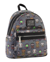 Disney Loungefly x Marvel Guardians Of The Galaxy Faux Leather Mini Backpack New - $113.98