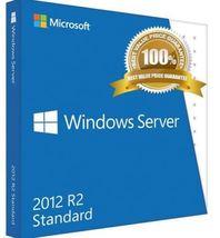 Microsoft Windows Server 2012 Standard R2 Key Code Liecese Full Download... - $39.99