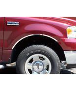 04-08 FORD F-150 2/4dr QAA Stainless 4pcs Wheel Well Accent WQ44308 - $94.04